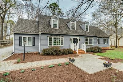 Henrico Single Family Home For Sale: 11422 Gayton Road