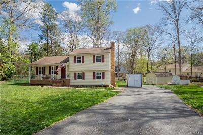 Chester Single Family Home For Sale: 1700 Drifting Circle
