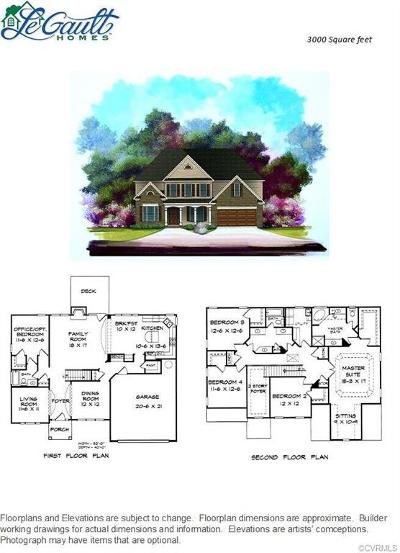 Henrico County Single Family Home For Sale: 708 Foundry Park Court