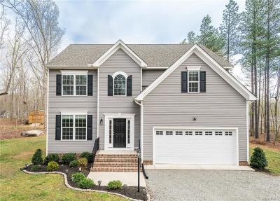 Chesterfield Single Family Home For Sale: 15100 River Road