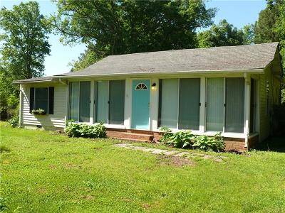 Henrico Single Family Home For Sale: 2581 Darbytown Road