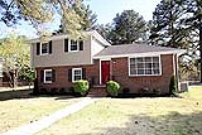 Petersburg Single Family Home For Sale: 2007 Clary Road
