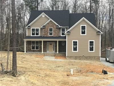 Goochland County Single Family Home For Sale: 971 Dover Branch Lane