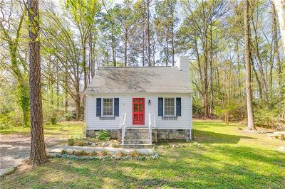 Richmond Single Family Home For Sale: 6733 Sequoyah Road
