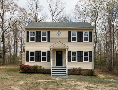 Chester Single Family Home For Sale: 15537 Pypers Pointe Drive