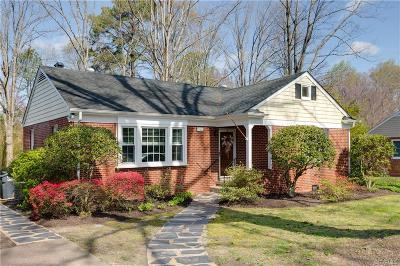 Henrico Single Family Home For Sale: 718 Timken Drive