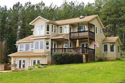 Amelia Single Family Home For Sale: 9685 Wayside Avenue