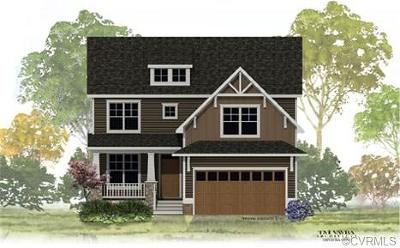 Mechanicsville Single Family Home For Sale: 9370 Marne Court