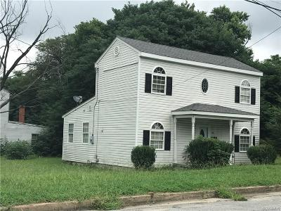 Petersburg Single Family Home For Sale: 531 St Marks Street