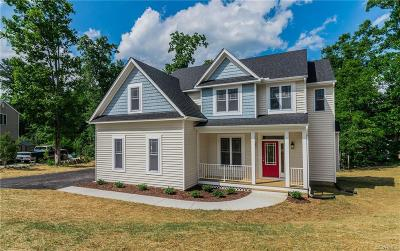 Midlothian Single Family Home For Sale: 3201 Rimswell Court