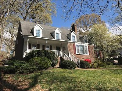 Chester Single Family Home For Sale: 711 Dove Path Lane