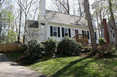 Chester Single Family Home For Sale: 10 Big Meadows Court