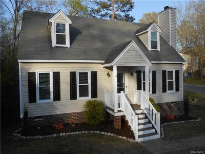 Chester Single Family Home For Sale: 4513 Boones Trail Terrace