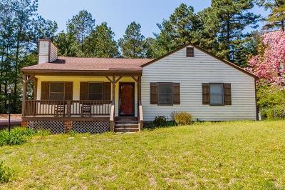 Chester Single Family Home For Sale: 3912 Terjo Lane