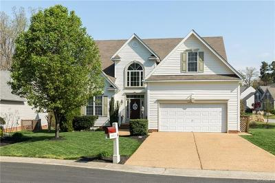 Chester Single Family Home For Sale: 9013 Spyglass Hill Crescent
