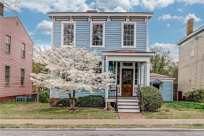 Petersburg Single Family Home For Sale: 411 Hinton Street