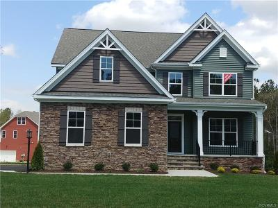 Chester Single Family Home For Sale: 15418 Signal Lamp Road