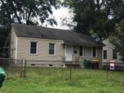 Petersburg Single Family Home For Sale: 2019 South Whitehill Drive
