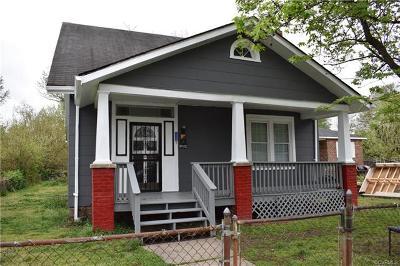 Richmond Single Family Home For Sale: 2308 Harwood Street