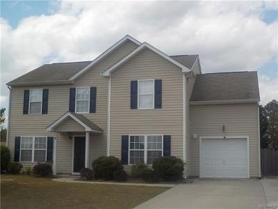 Chesterfield County Single Family Home For Sale: 13518 Prindell Court