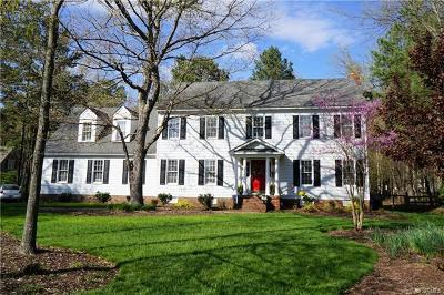 Midlothian Single Family Home For Sale: 13230 Drakewood Road