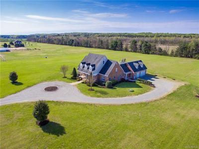Hanover Single Family Home For Sale: 7047 River Road