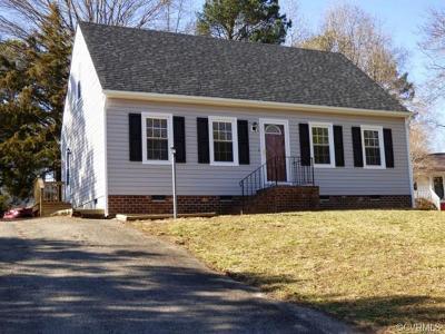 Mechanicsville Single Family Home For Sale: 7043 Senn Way
