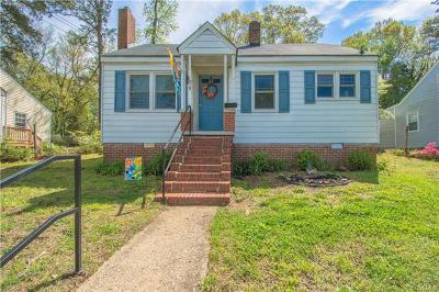Colonial Heights Single Family Home For Sale: 1009 Kensington Avenue