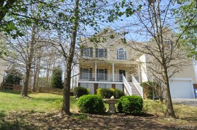 Chester Single Family Home For Sale: 2908 Lyndhurst Place