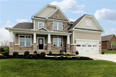 Mechanicsville Single Family Home For Sale: 9079 Garrison Manor Drive