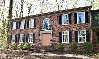 Richmond Single Family Home For Sale: 10347 Hobby Hill Road