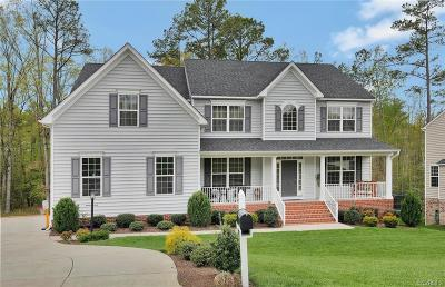 Midlothian Single Family Home For Sale: 14813 Creekbrook Place
