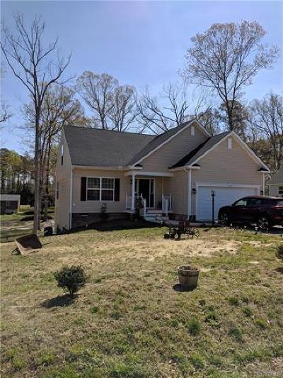 New Kent Single Family Home For Sale: 6894 Oakrise Lane