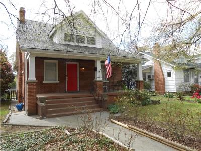 Richmond Single Family Home For Sale: 4002 Brook Road
