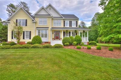 Chesterfield Single Family Home For Sale: 8118 Braidstone Terrace