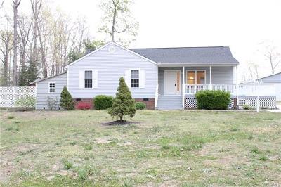 Glen Allen Single Family Home For Sale: 10504 Dellwood Road