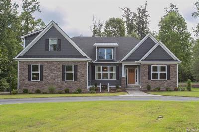 Hanover County Single Family Home For Sale: Georgetown Road
