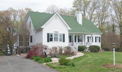 Goochland County Single Family Home For Sale: 2550 Pony Farm Road