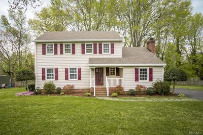 Midlothian Single Family Home For Sale: 11811 Murray Hill Drive