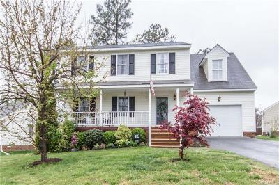 Single Family Home Sold: 5155 Croft Crossing Drive