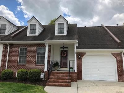Colonial Heights VA Single Family Home For Sale: $195,000