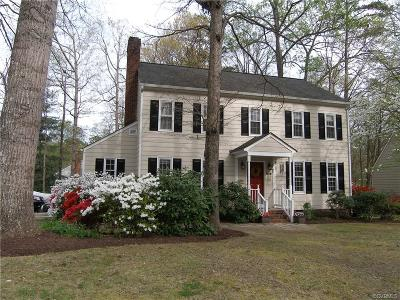 Midlothian Single Family Home For Sale: 819 Watch Hill Road