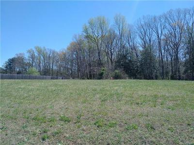 Henrico VA Residential Lots & Land For Sale: $55,000