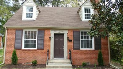 Petersburg Single Family Home For Sale: 1835 East Boulevard
