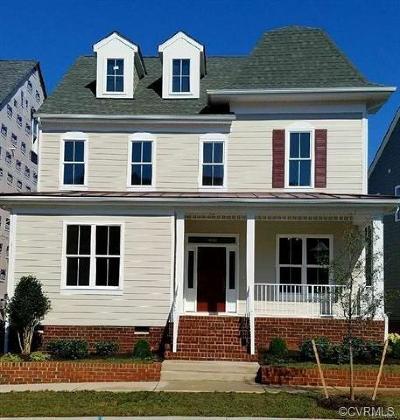 Midlothian Single Family Home For Sale: 1307 Winterfield Road