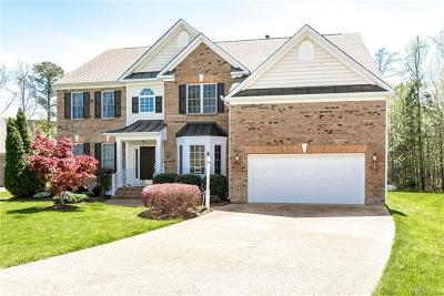 Henrico County Single Family Home For Sale: 11601 Cobblestone Landing Court