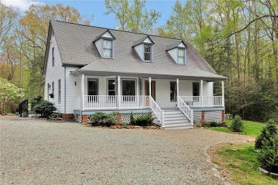 Powhatan County Single Family Home For Sale: 2788 Spencerwood Drive