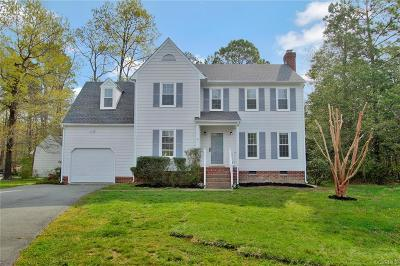Mechanicsville Single Family Home For Sale: 9148 Jump Circle