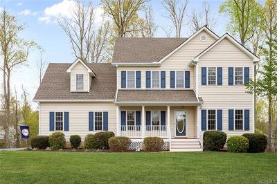 Midlothian Single Family Home For Sale: 11954 Penny Bridge Drive