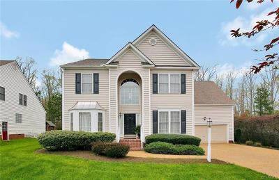 Glen Allen VA Single Family Home For Sale: $535,000